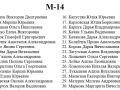 Список м-14
